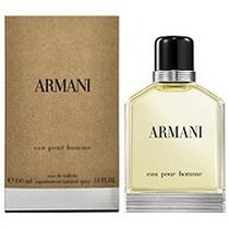 Giorgio Armani Eau De Pour Homme Masculino Edt 50 Ml