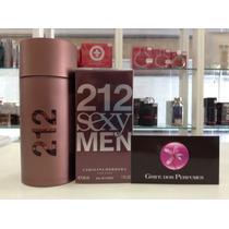 Perfume 212 Sexy Men Edt 30ml Carolina Herrera