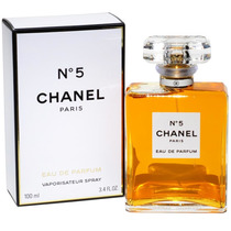 Perfume Feminino Chanel N°5 Eau De Parfum 50ml