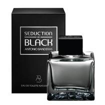 Antônio Banderas Seduction In Black Masculino Edt 100 Ml