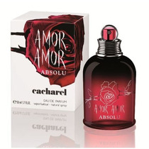 Cacharel Amor Amor Absolu Edp Feminino - 50 Ml