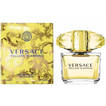 Versace Yellow Diamond Eau De Toilette ( Edt ) 90ml Feminino