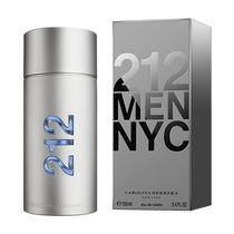 Perfume 212 Men Carolina Herrera Masculin Edt 50ml Original