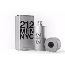 Perfume 212 Men Nyc Carolina Herrera 100ml Edt-original