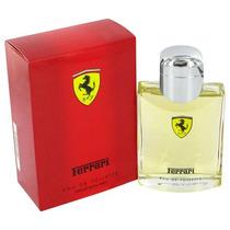 Perfume Ferrari Red Masculino Eau De Toilette 125ml