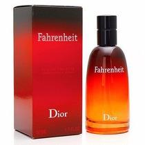Perfume Fahrenheit 100ml Christian Dior Original E Lacrado