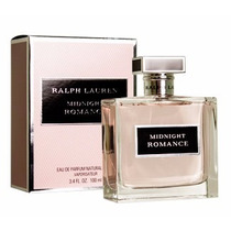 Perfume Romance Midnight100 Ml Edp - Original E Lacrado