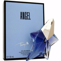 Perfume Angel 50ml Thierry Mugler + Brindes