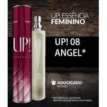 Perfume Importado Up!08- Fragrância Angel Feminino + Brinde