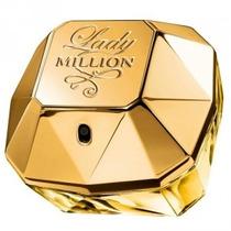 Lady Million Feminino Eau De Parfum 80ml Original