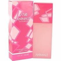 Perfume Animale Love Feminino 100 Ml - Original E Lacrado