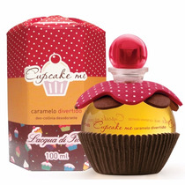Cupcake Me Caramelo 100ml Lacqua Di Fiori Imperdível!!