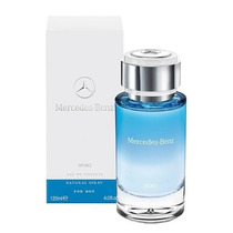 Perfume Mercedes-benz Sport Masculino 120ml - Original
