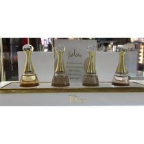 4 Kits Miniatura Dior Jadore - Importado Usa