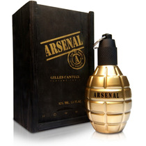 Perfume Arsenal Gold Edp Masculino 100ml