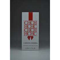 Perfume Ch Feminino Carolina Herrera Edt 50ml - Frete Free