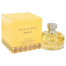 Perfume Burberry Weekend Feminino Edp 100 Ml - Original