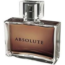 Perfume Deo Colônia Masculino Absolute Eudora 95ml