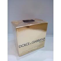 Perfume Dolce & Gabbana The One Feminino 50 Ml Original Imp
