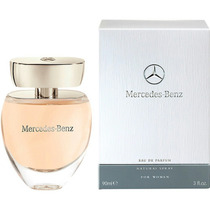 Perfume Mercedes Benz 90ml Edp Feminino Selo Anvisa Original