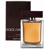 Perfume Dolce & Gabbana The One Masculino 100ml - Original !