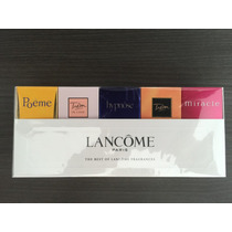 Kit Miniaturas Lancome - The Best Of Lancome Fragrances