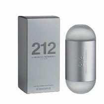 Perfume Carolina Herrera 212 Eau De Toilette Feminino 100ml