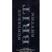 Perfume Burberry Brit Rhythm Masculino 90ml Eau De Toilete