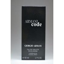 Perfume Masculino Armani Code- 50ml