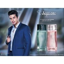 Perfume Jequiti Luan Santana Feminino E Masculino