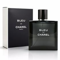 Perfume Bleu De Chanel Eau De Toilette 100 Ml .original