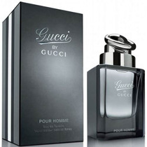 Perfume Gucci By Gucci Pour Homme Masc. 90ml Edt Òtimo