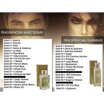 Perfumes Masculinos Imp. Traduções Gold Hinode_ Alta Fixação