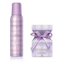 Kit Deo Colônia E Desodorante Aerosol Giovanna Baby Lilac