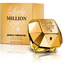 Amostra Lady Million Perfume Decant 7ml Frete Grátis
