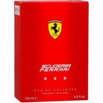 Perfume Ferrari Red Masculino 125ml Original Italy Promoção