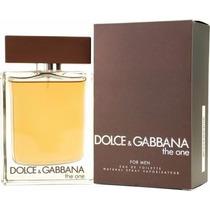 Perfume Dolce Gabbana The One Masculino 100ml