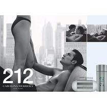 212 Men Perfume 100% Original 30ml Frete Gratis
