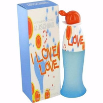 Perfume Moschino I Love Love Feminino Edt 100ml