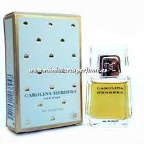Perfume Miniatura Carolina Herrera Ny 4ml Fem Importada