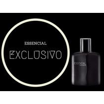 Colônia Masculina Natura Essencial Exclusivo -100ml + Brinde