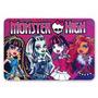 Tapete Monster High Jolitex Quarto Infantil Antiderrapante