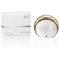Perfume Feminino Mont Blanc Presence 75ml Montblanc Original