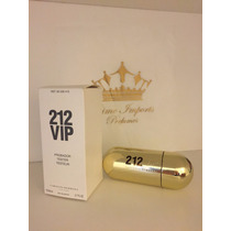 Perfume 212 Vip Feminino 80ml - Edp - T E S T E R - Original