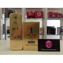 Perfume 1 Million Intense Edt 50ml Paco Rabanne