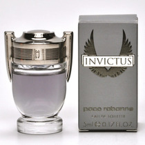 Miniatura Paco Rabanne Invictus Masculino 5ml