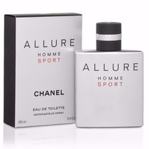 Perfume Allure Homme Sport Chanel Masculino 100ml