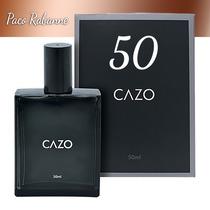 Paco Rabanne 50 - Cazo Lado Z - Linha Cazo Masculina [50ml]