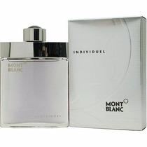 Perfume Masculino Montblanc Individuel 75ml Promoção