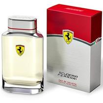 Perfume Masculino Ferrari Scuderia 125ml Edt 100% Original.